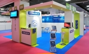 Participation réussie aux salons solutions 2012 pour Comarch | Business Intelligence Solution | Scoop.it