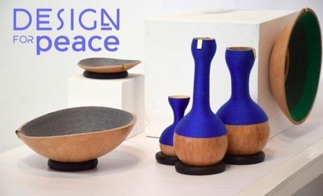 Design For Peace, veut créer 200 emplois | African Business : Rebranding, Retailing  & Developing | Scoop.it