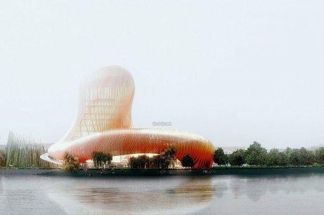 Le projet revu et corrigé - Sud Ouest | Centre culturel et touristique du vin - Bordeaux | Scoop.it