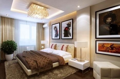 Thiết kế nội thất phòng ngủ | Thiết kế nhà đẹp 365 | Scoop.it