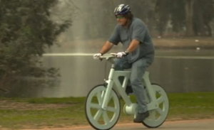 Jerusalem - Israeli Invention: Recycled Cardboard Bicycles (video ... | Bicycle advocacy | Scoop.it