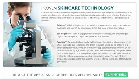 Eye Luminous Review - GET FREE TRIAL SUPPLIES LIMITED!!! | I Love To Care Of My Skin Beauty | Scoop.it
