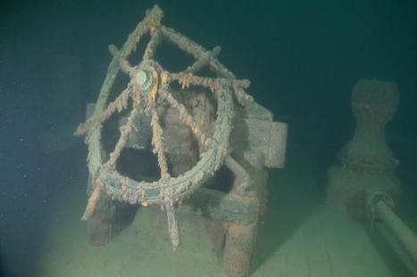 New: Wreck Discovered in Lake Superior | #scuba #wreckdiving | Scuba Diving | Scoop.it