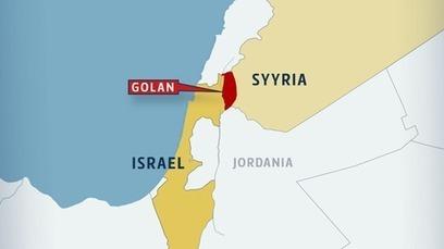 Israel iski Syyrian asemiin kostoksi pommi-iskusta   Syyria   Scoop.it