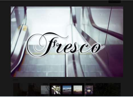 Fresco - A Beautiful Responsive Lightbox | Slideshow & Carousel Jquery | Scoop.it