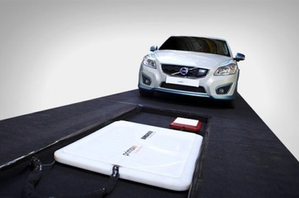 Volvo C30 Electric Can Recharge Wirelessly In 2.5 Hours | Sustain Our Earth | Scoop.it