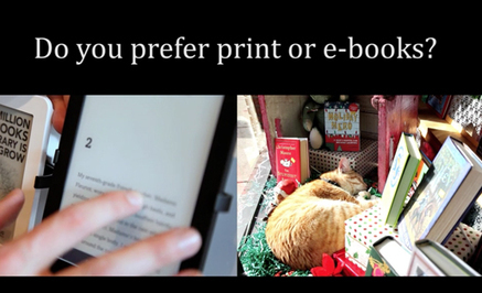 VIDEO: Can Print and E-Books Coexist? | Edtech PK-12 | Scoop.it