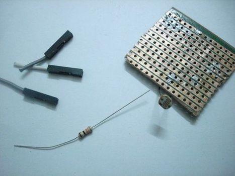 LDR Breakout Board (Arduino Friendly) | Raspberry Pi | Scoop.it