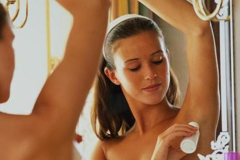 6 Things to consider when buying deodorant | Womentips | Scoop.it