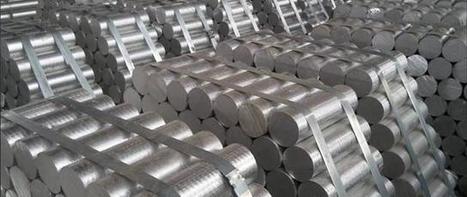 铝元素在地壳中的含量仅次于氧和硅,居第三位,是地壳中含量最丰富的金属金属。在金属品种中,仅次于钢铁,为第二大类金属。   Aluminium du siècle 21   Scoop.it