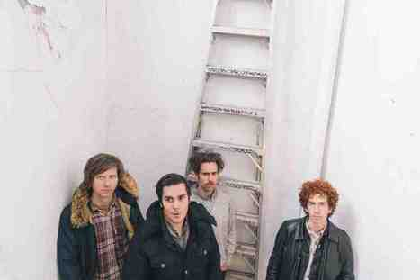 "Parquet Courts announce new album, Human Performance, share ""Dust"" and ""Outside"" -- listen 