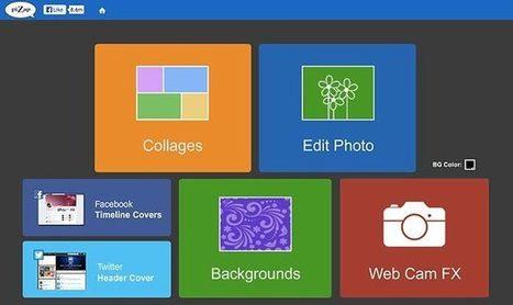 piZap : l'outil de retouche photo en ligne gratuit multi fonctions ! | exdr fvseztgb | Scoop.it