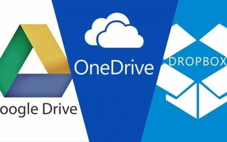 Le migliori soluzioni di Cloud Storage | filesharing | Scoop.it