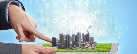 Nice:Nice ville intelligente Smart City , une stratégie payante ! - PACA today | La Ville , demain ? | Scoop.it