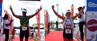 Caribbean triathlon events, swimming, biking, and running activities, | Caribbean Things To Do | Scoop.it