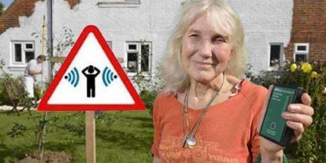 Une anglaise électro-sensible aux ondes radios | Les collectifs anti antennes relais en France et dans le monde | Scoop.it