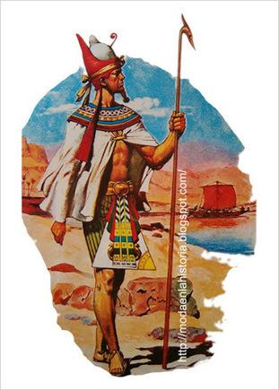 ! HISTORIA DE LA MODA - HISTORY OF FASHION: EGIPTO ANTIGUO | Entre lo funcional y la elegancia | Scoop.it