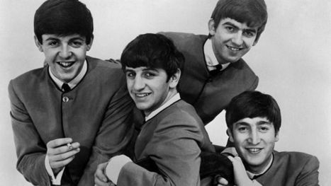 Apple met en ligne soixante inédits des Beatles, yeah yeah yeah ! | Digital Music News | Scoop.it