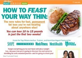Feast Your Fat Away Review : Is It Right for You? | Easy To Losing Weight | Basic principles of Losing weight | Scoop.it