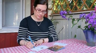 Comforting letters to unknown recipients spread in Finland | positive psychology | Scoop.it