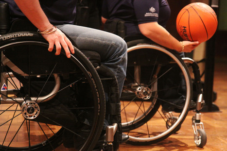 Wheelchair technology in the Paralympics ... and its spin-offs | Exploring Science | Scoop.it