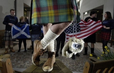 Alex Salmond to loan George Washington books to US | Culture Scotland | Scoop.it