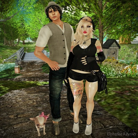 Shake N'Pop: Where We Want to Be | Shake N'Pop Second Life Fashion Blog | Scoop.it