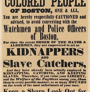 How Fugitive Slave Laws made white people rich, both past and present | Our Black History | Scoop.it