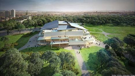 [Liget Budapest Project] The new national gallery of Hungary to be built based on the plans of the japanese Sanaa | The Architecture of the City | Scoop.it