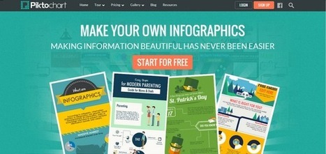 Learn How To Create An Infographic Using Piktochart With Our New Course - e-Learning Feeds | Edtech PK-12 | Scoop.it