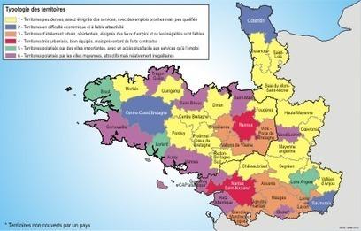 Une nouvelle lecture des territoires du grand ouest au travers d'indicateurs de qualité de vie - Insee Bretagne | Portail Veille Economique Bretagne | Scoop.it