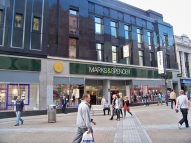 Marks & Spencer to return to Finland - IceNews | Brunei- JIS-Marks and Spencer | Scoop.it
