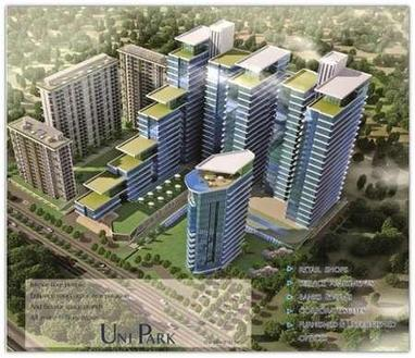A Unipark Greater Noida Gives You Home, Work Space and Retail Shops at One Shelter | Real Estate-Residential and Commercial Property | Scoop.it