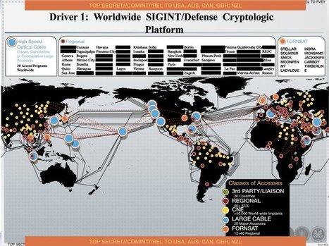 Spähprogramm: NSA soll 50.000 Netzwerke weltweit infiltriert haben - SPIEGEL ONLINE | Sicherheit | Scoop.it