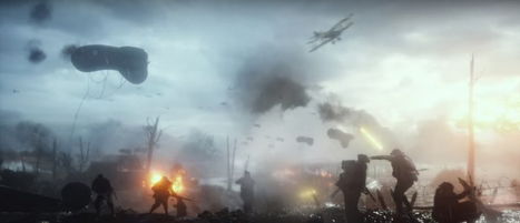 'Battlefield' Video Game To Be Adapted As TV Series By Paramount TV & Anonymous Content | Filmic | Scoop.it