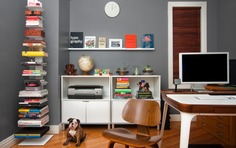 10 Tips for a More Beautiful and Functional Home Office | Social Media Tips | Scoop.it