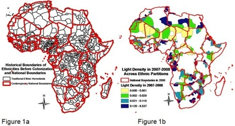 Institutions and ethnicities in Africa | vox | Economics of Developing Countries (Econ 360) | Scoop.it