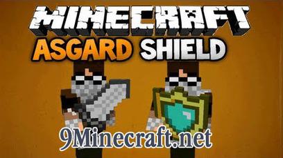 Asgard Shield Mod 1.6.2 | MC | Scoop.it