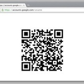 Sign Into Your Google Account on Public Computers Without Typing Anything | Teaching with QR Codes | Scoop.it