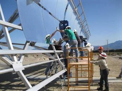 Renewable energy job market continues growing - The Desert Sun | Network Marketing Training | Scoop.it