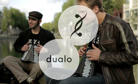 Dualo du-touch, un nouvel instrument de musique | Heron | Scoop.it