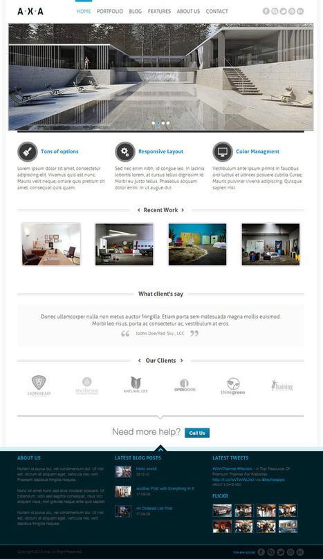Announcing TeslaThemes - Premium WordPress Themes Club | WordPress News | Scoop.it