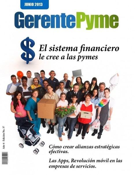 Revista Virtual GerentePyme - Comunidad Latina Empresarial: Conferencias, consultorios y diplomados virtuales | TnB Gestion + RRHH + Liderazgo | Scoop.it