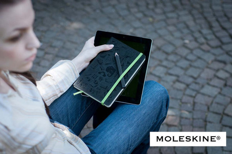 Evernote Smart Notebook by Moleskine | Evernote And Personal Productivity Tools | Scoop.it
