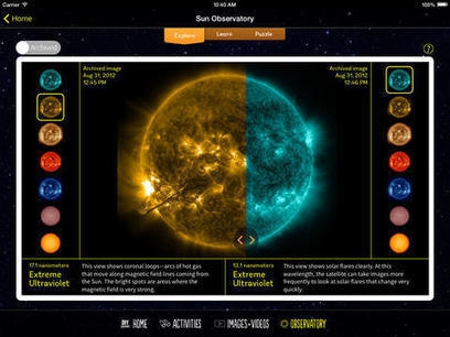 DIY Sun Science for iPad - iPad AppFinders | iP... | Integrating Technology in Education | Scoop.it