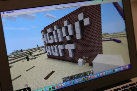 Creepers, Zombies and Teachers: Minecraft as a Classroom Tool | iPads, MakerEd and More  in Education | Scoop.it