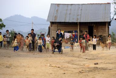 Aline Rebeaud and her Maison Chance, an inspiring story - Vietnam | Women Around The World | Scoop.it