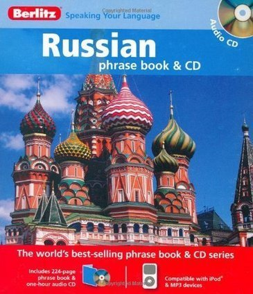 Russian Audio Books : Berlitz Russian Phrase Book & CD (English and Russian Edition) - Russian Audio Books Cheap for sale | Everything AudioBooks | Scoop.it