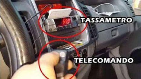 Un telecomando per taroccare il tassametro: così i tassisti gonfiavano il costo delle corse | La Gazzetta Di Lella - News From Italy - Italiaans Nieuws | Scoop.it