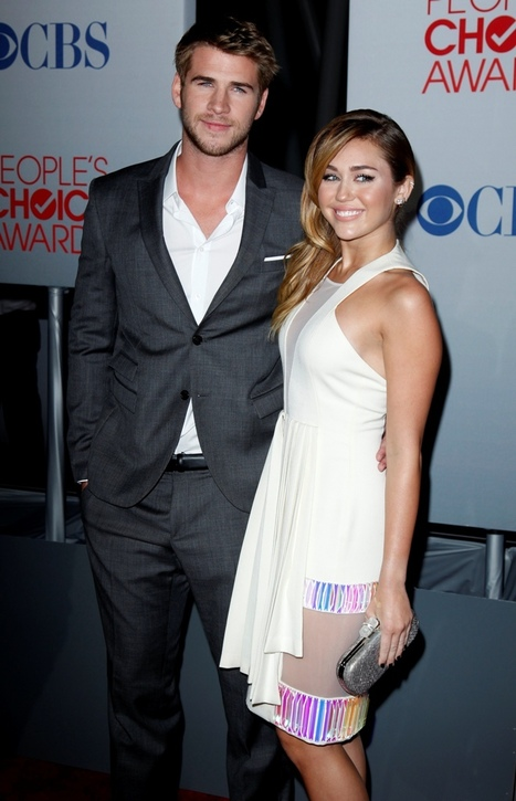 Miley Cyrus Won't Have Three Weddings | Celebrity marriages | Scoop.it